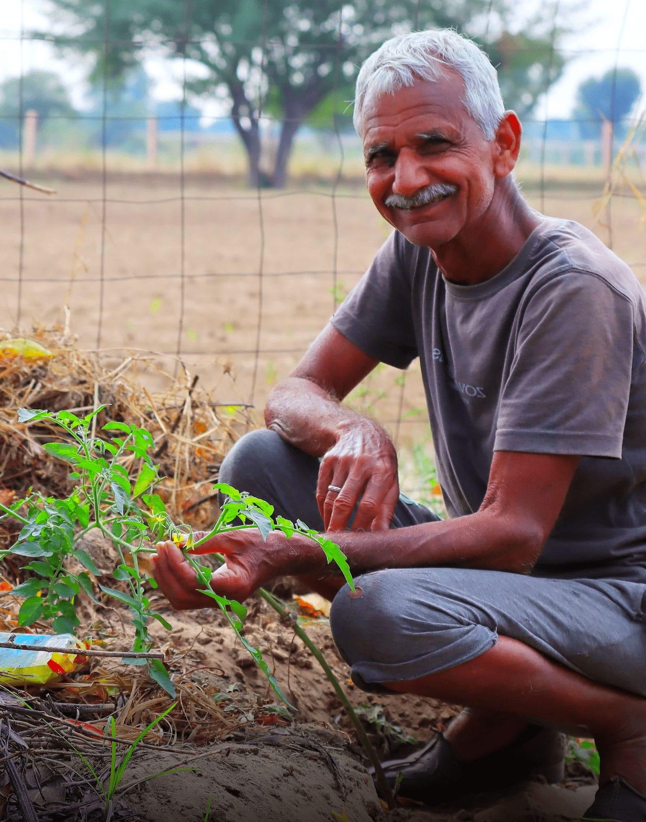 KC. 61. Landscaper. Future Grandpa. Farmer CPA Client.