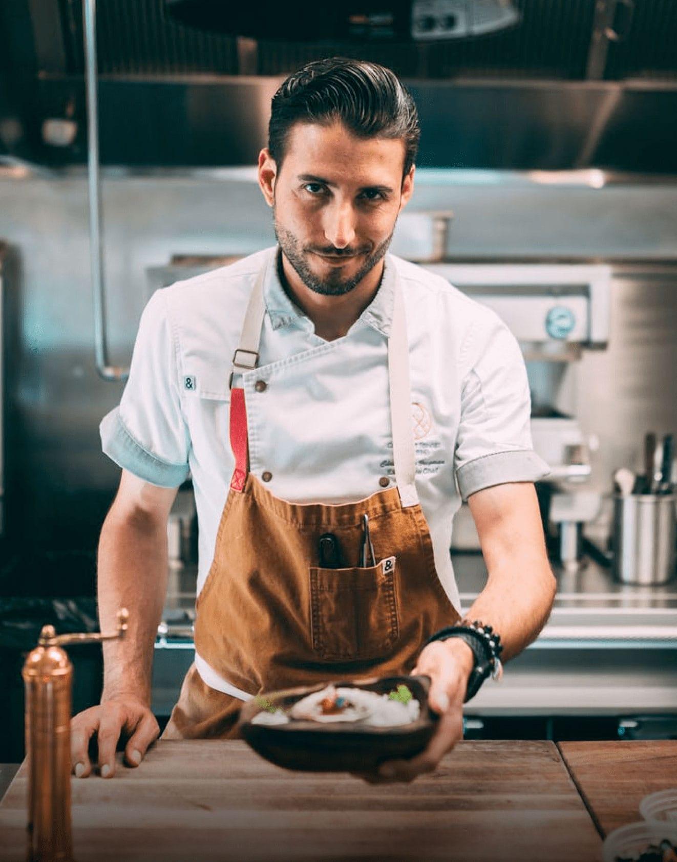 Sam. 31. Chef. Musician. Farmer CPA Client.